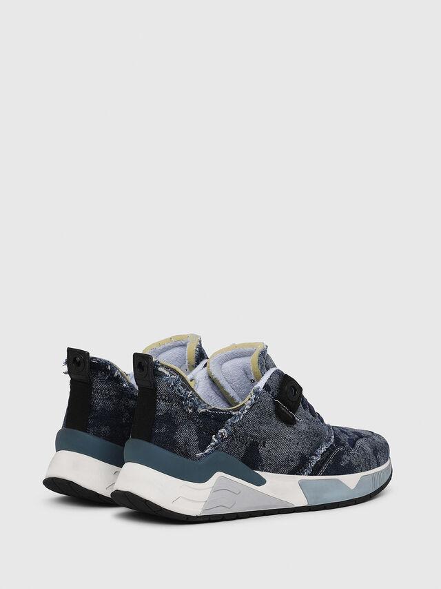 Diesel - S-BRENTHA LC, Blu Jeans - Sneakers - Image 3