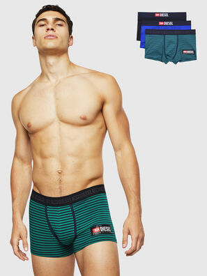 UMBX-DAMIENTHREEPACK, Multicolor - Boxer stretch