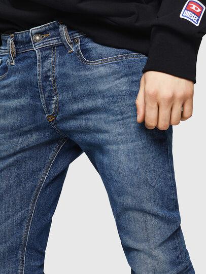 Diesel - Sleenker 069FZ, Blu medio - Jeans - Image 3