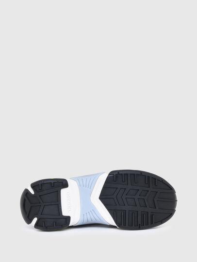Diesel - S-KIPPER LOW TREK II, Bianco/Nero - Sneakers - Image 5