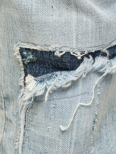 Diesel - D-Joy 009JR, Blu Chiaro - Jeans - Image 3