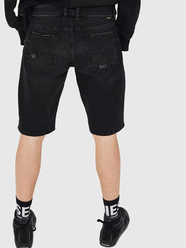 Diesel - THOSHORT, Nero - Shorts - Image 2