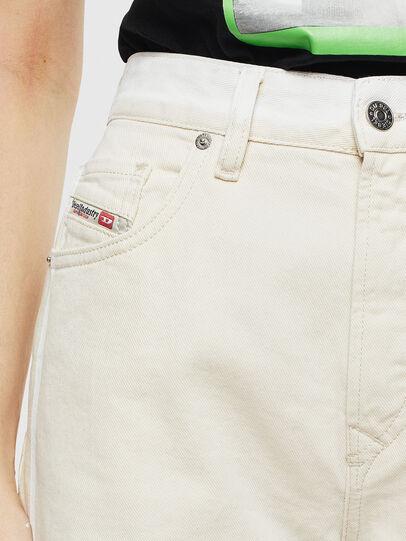 Diesel - D-Reggy 009BB, Bianco - Jeans - Image 3