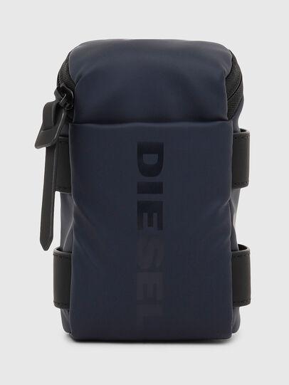 Diesel - SHOULDME, Blu Scuro - Portafogli Piccoli - Image 1