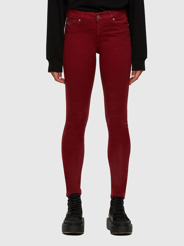D-Roisin 0096H, Rosso - Jeans