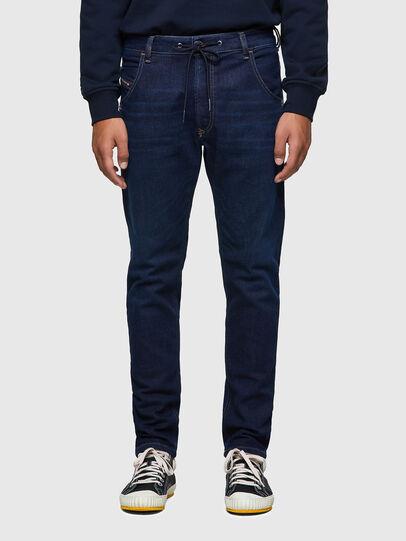 Diesel - Krooley JoggJeans® Z69VI, Blu Scuro - Jeans - Image 1
