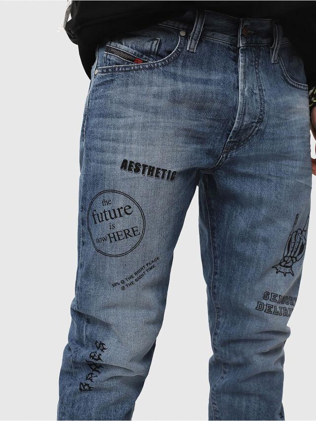 Diesel - Mharky 0094D, Blu medio - Jeans - Image 4