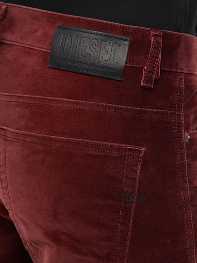Diesel - D-Amny 069PS, Rosso - Jeans - Image 4