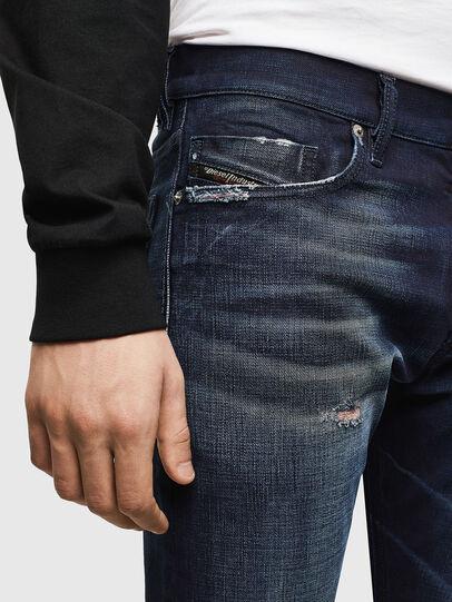 Diesel - Tepphar 009BL, Blu Scuro - Jeans - Image 3