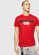 T-DIEGO-A1, Rosso Fuoco - T-Shirts