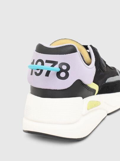 Diesel - S-SERENDIPITY SM W, Nero/Viola - Sneakers - Image 5
