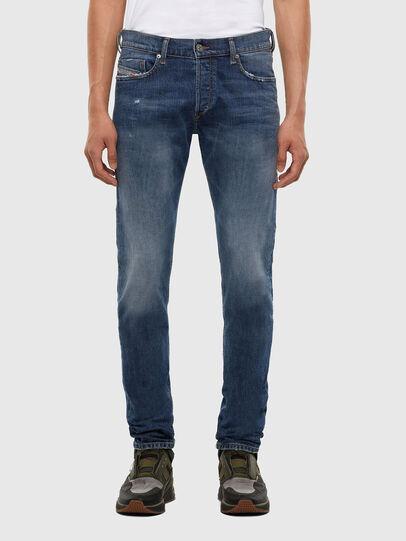 Diesel - Tepphar 009IX, Blu Scuro - Jeans - Image 1