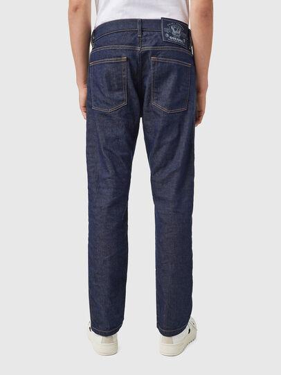 Diesel - D-Viker 09B28, Blu Scuro - Jeans - Image 2