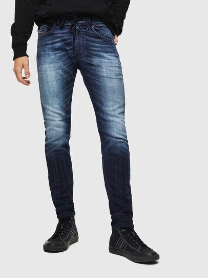 Diesel - Thommer JoggJeans 069IE, Blu Scuro - Jeans - Image 1