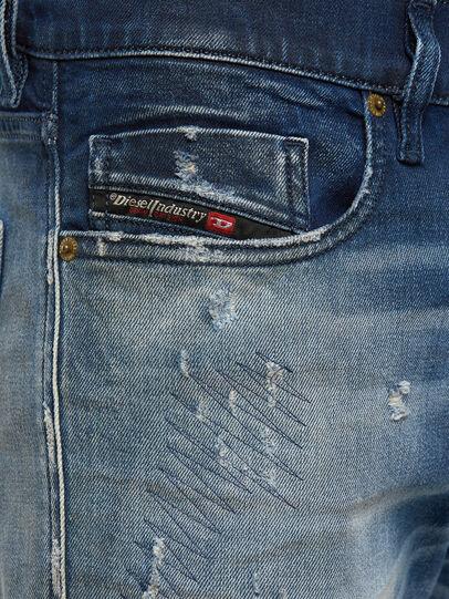 Diesel - Tepphar 009FR, Blu medio - Jeans - Image 3