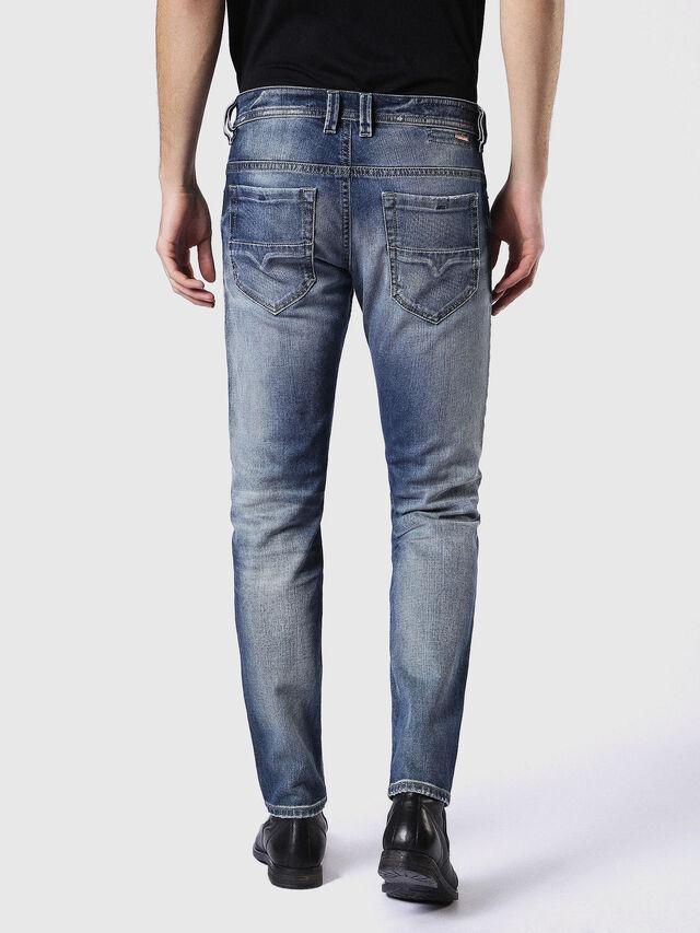 Diesel - Thommer 084DD, Blu medio - Jeans - Image 3