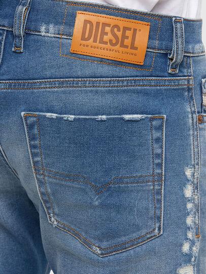 Diesel - Tepphar 009JU, Blu medio - Jeans - Image 4