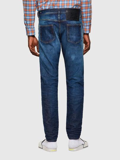 Diesel - D-Strukt 09A13, Blu medio - Jeans - Image 2