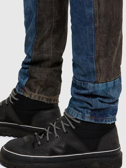 Diesel - D-Kras 009EA, Nero/Grigio scuro - Jeans - Image 6
