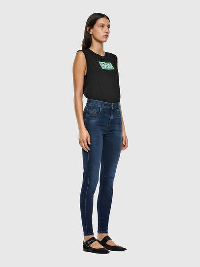 Diesel - Slandy High 009LR, Blu medio - Jeans - Image 5