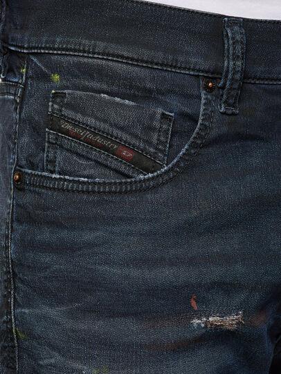 Diesel - D-Strukt JoggJeans® 069QH, Blu Scuro - Jeans - Image 3