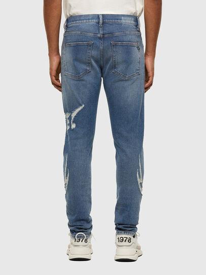 Diesel - D-Strukt 009DW, Blu Chiaro - Jeans - Image 2