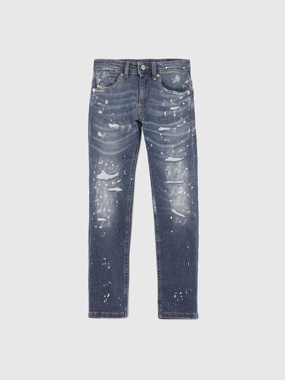 Diesel - THOMMER-J JOGGJEANS, Blu medio - Jeans - Image 1