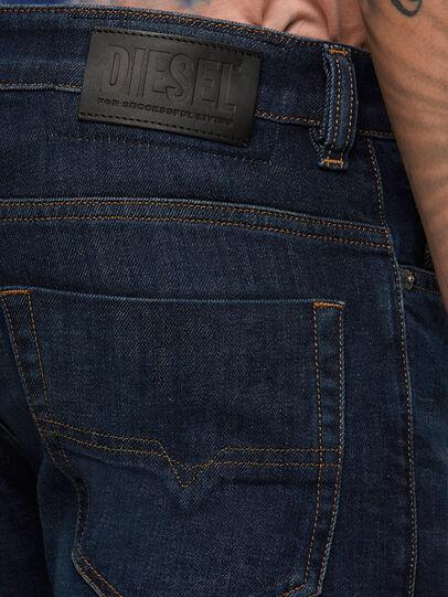 Diesel - Safado 009HN, Blu Scuro - Jeans - Image 4