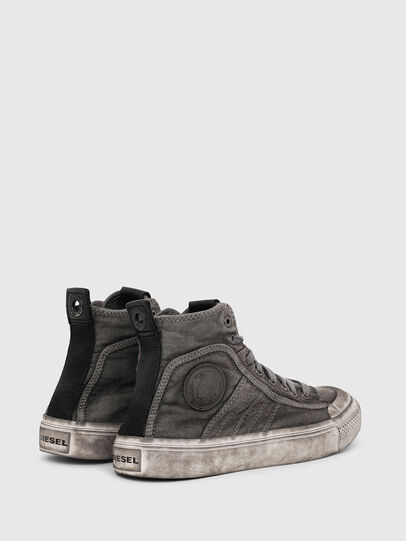 Diesel - S-ASTICO MID LACE W, Grigio - Sneakers - Image 3