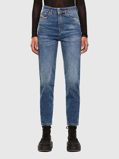 Diesel - D-Eiselle 009CZ, Blu medio - Jeans - Image 1