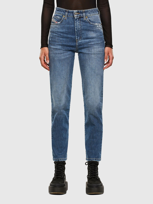 D-Eiselle 009CZ, Blu medio - Jeans