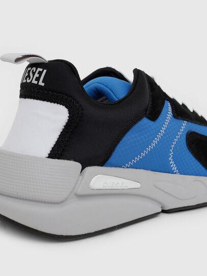 Diesel - S-SERENDIPITY LOW CU, Nero/Blu - Sneakers - Image 4