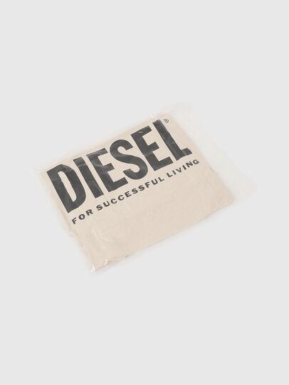 Diesel - LYVENZA, Bianco/Nero - Shopper e Borse a Spalla - Image 7