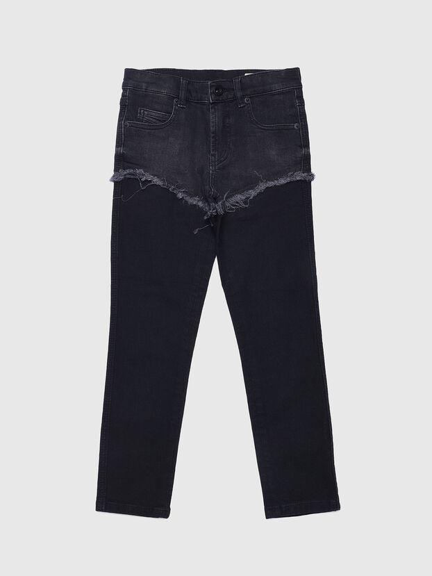 BABHILA-J SP, Nero - Jeans