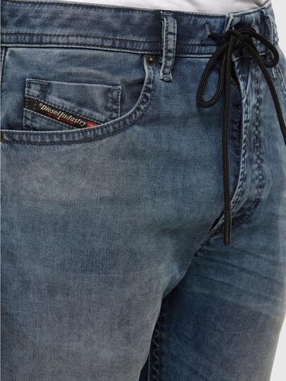 Diesel - Thommer JoggJeans 069NZ, Blu medio - Jeans - Image 3