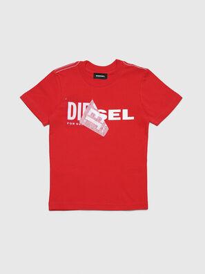 TOQUEB MC-R, Rosso - T-shirts e Tops