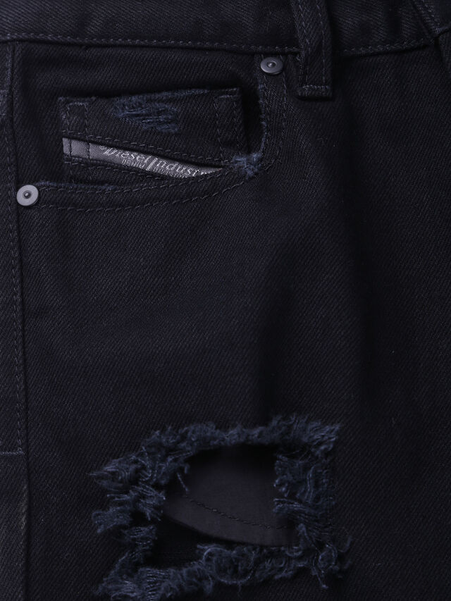 Diesel - MHARKY-J, Nero Jeans - Jeans - Image 3