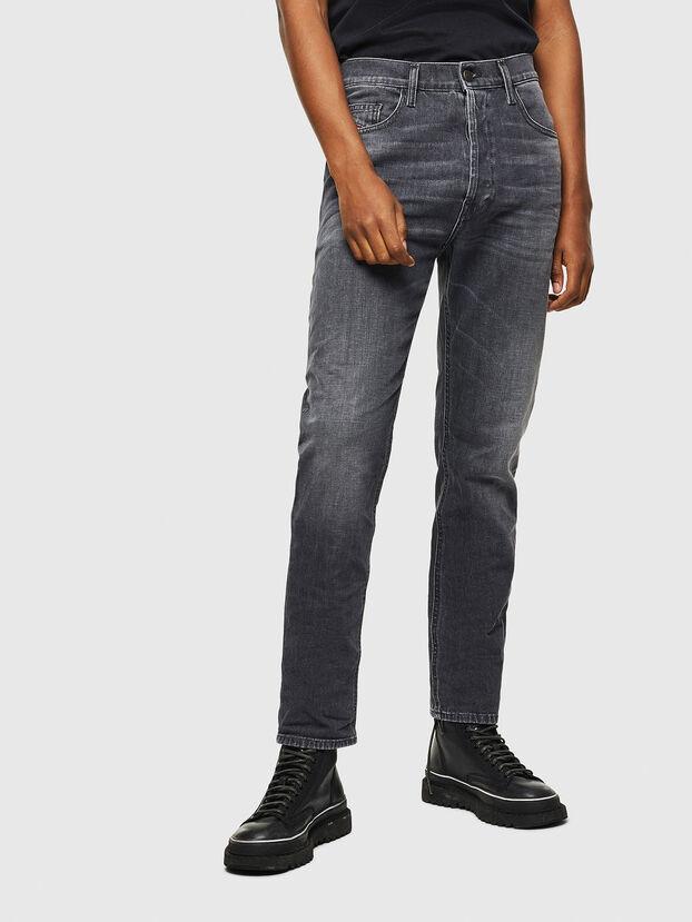 D-Eetar 0095I, Nero/Grigio scuro - Jeans