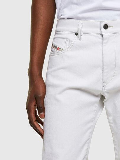 Diesel - D-Strukt 003AF, Bianco - Jeans - Image 3