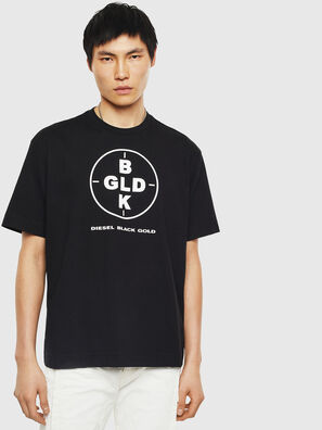 TEORIALE-B, Nero - T-Shirts
