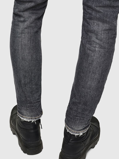 Diesel - D-Vider 0097Z, Grigio Chiaro - Jeans - Image 5