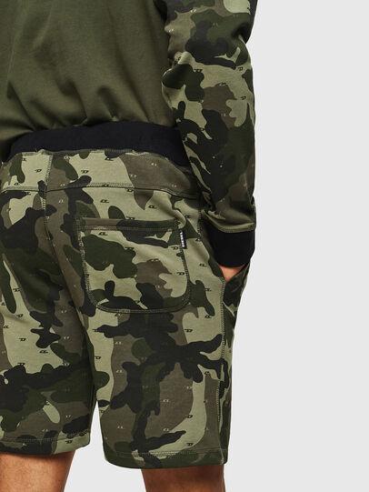Diesel - UMLB-PAN, Verde Camo - Pantaloni - Image 3
