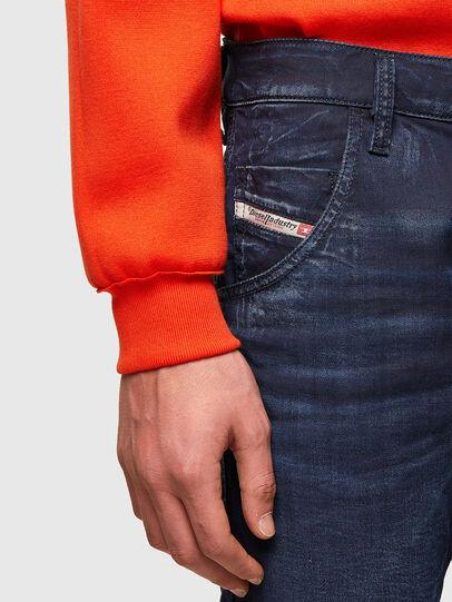 Diesel - Krooley JoggJeans® 069WT, Blu Scuro - Jeans - Image 4