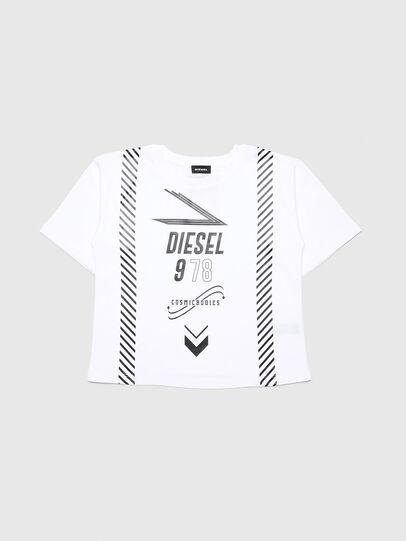 Diesel - TJTITA, Bianco - T-shirts e Tops - Image 1