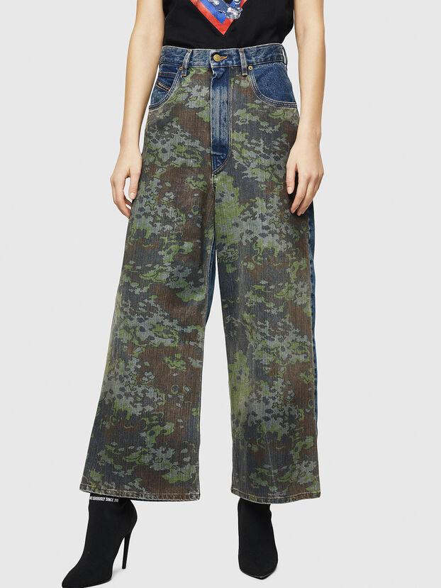 D-Luite 0078E, Blu medio - Jeans
