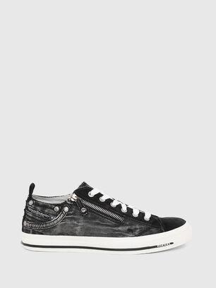 EXPO-ZIP LOW W, Nero Jeans - Sneakers