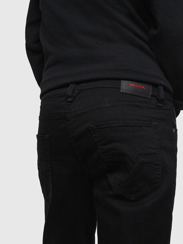 Diesel Larkee-Beex 0688H, Nero/Grigio scuro - Jeans - Image 4