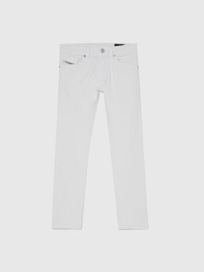 Diesel - THOMMER-J JOGGJEANS, Bianco - Jeans - Image 1