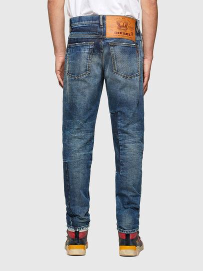 Diesel - D-Fining 009SV, Blu medio - Jeans - Image 2