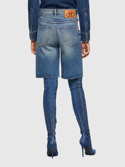 Diesel - DE-REGY-SP, Blu Chiaro - Shorts - Image 2